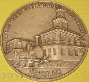 Rocznica 150 lat kolei na ziemiach polskich