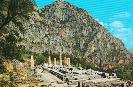 Duże zdjęcie Apollo's temple