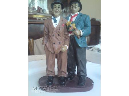 Stan Laurel & Oliver Hardy FLIP I FLAP figurka