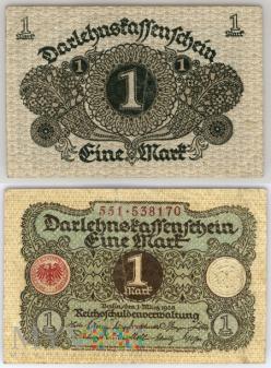 Niemcy, 1 marka 1920r.
