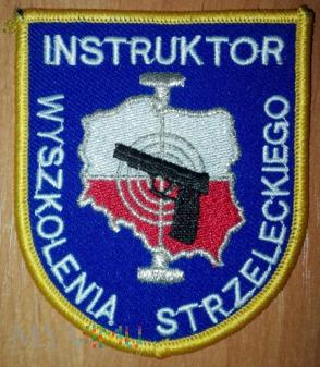 Instruktor Wyszkolenia Strzeleckiego