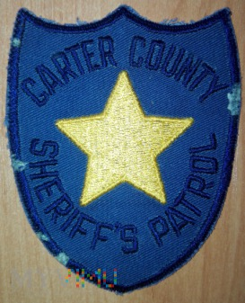 Carter county sheriff
