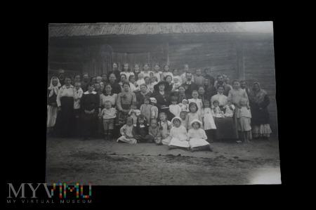 Duże zdjęcie Smoleńsk - Uciekinierzy z Polski 1915 rok