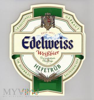 Edelweiss Hefetrub