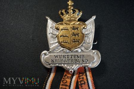 Odznaka Organizacji Kombatanckiej z Witenbergii
