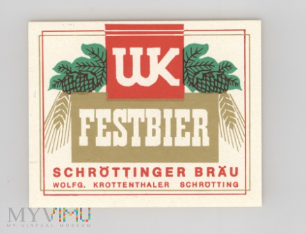 Schröttinger Bräu Festbier