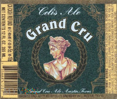 Celis Ale Grand Cru