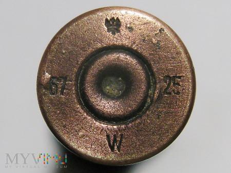 Łuska 7,92x57 Mauser wz 98 [Orzeł 67 25 W]