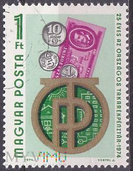 State Savings Bank, 25th anniv.