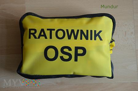 Mini apteczka ratownika OSP