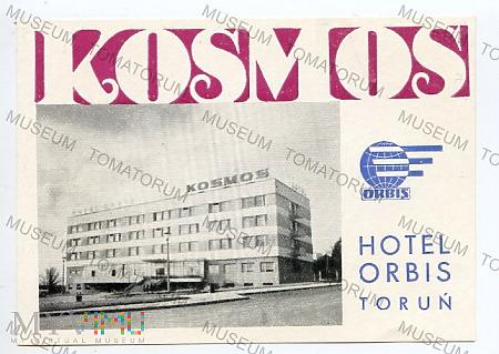 """Toruń - Hotel Orbis """"Kosmos"""""""