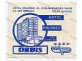 Poznań - Hotel Orbis