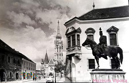 Budapest - Andras Hadik