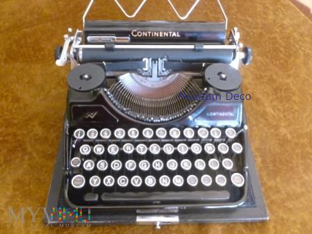 Continental maszyna do pisania / PL