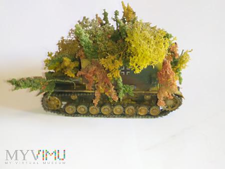 Flakpanzer IV FlaK 43 3,7cm Möbelwagen