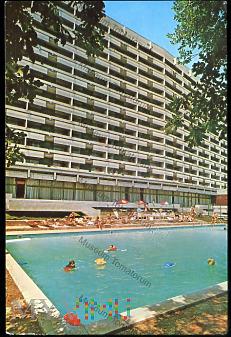 Eforie Nord - Hotel Europa - 1973