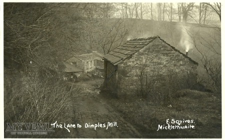 The Lane to Dimples Mill