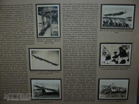 Zeppelin-książka o historii sterowców