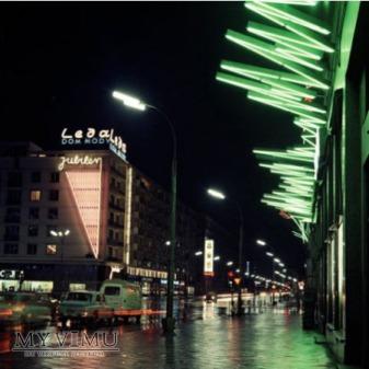 Fotografia dokumentalna neonów PRL nr 2