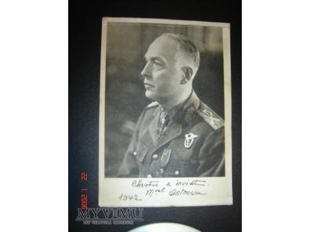 Duże zdjęcie Marszałek Antonescu P/O z brylantami