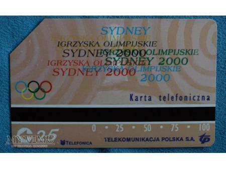 Igrzyska Olimpijskie Sydney 2000 2