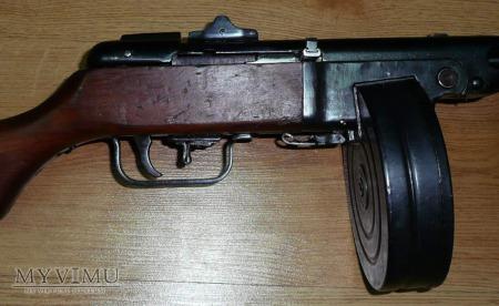 PPSz wz. 41 wojenny - rocznik 1944