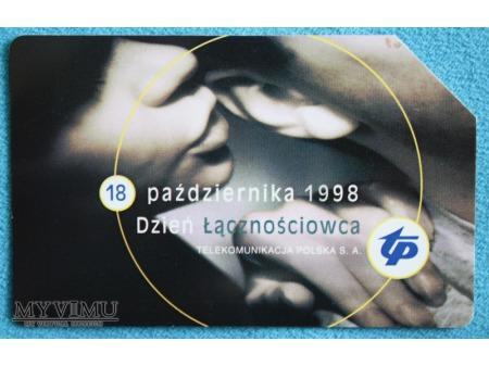 Dzień Łącznościowca 1998