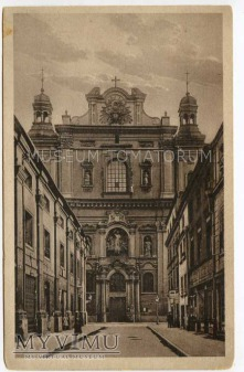 Poznań lata 20-te - Fara
