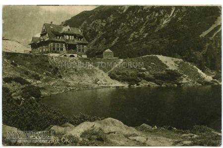 Duże zdjęcie Morskie Oko ok. 1920
