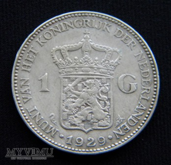 1 Gulden 1929