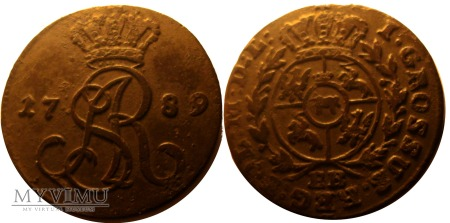 Grosz 1789 SAP