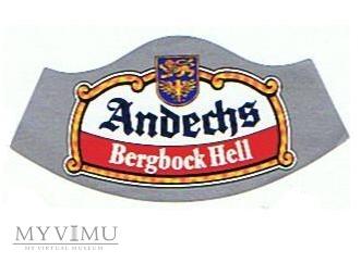 bergbock hell - krawatka