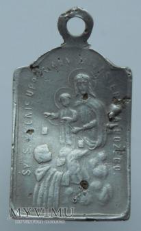 Medalik szkaplerzny wzór 5