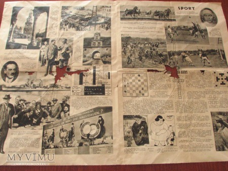 dodatek ilustrowany do Sulechowskiego dziennika