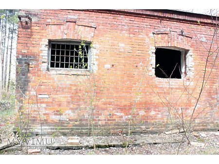"""Stara Prochownia"" - budynek A - inskrypcja #088"