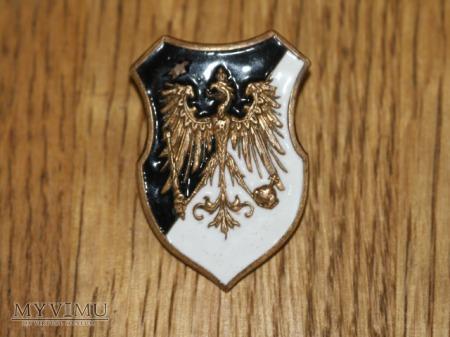 Duże zdjęcie pruska odznaka kombatancka