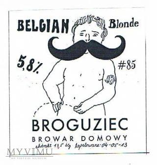 belgian blonde