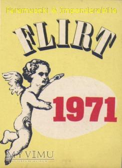 Flirt 1971. Gra towarzyska dla nastolatków
