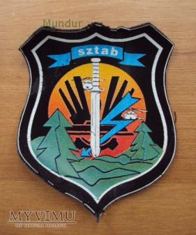 Oznaka: 18 batalion desantowo-szturmowy - sztab