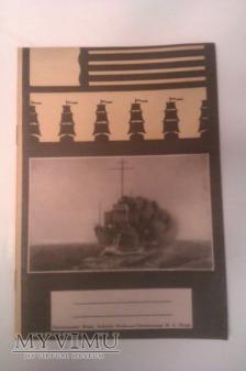 Zeszyt dla słuchaczy SP- Marynarka