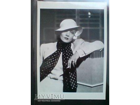 Marlene Dietrich MARLENA portret