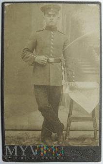 Żołnierz niemiecki