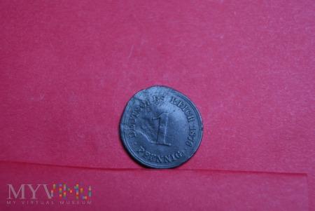 1 Pfennig 1876
