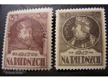 znaczki ze skladki