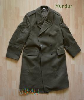 Płaszcz sukienny oficerski wz.201A/MON