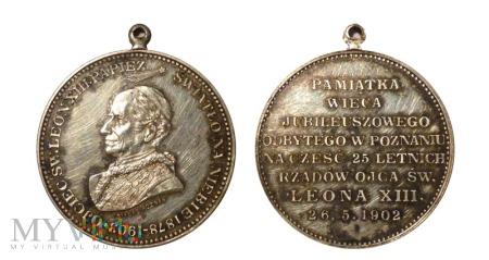 Medal pamiątkowy - Poznań
