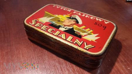Tytoń Fajkowy Specjalny 50 g. 1938 r.