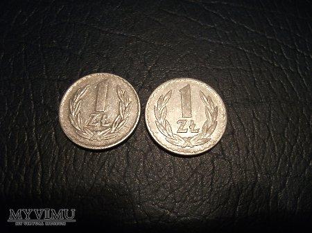 1 zł PRL 1957 1967