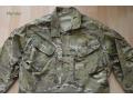 Bluza kombinezonu ćwiczebnego w kamuflażu multicam