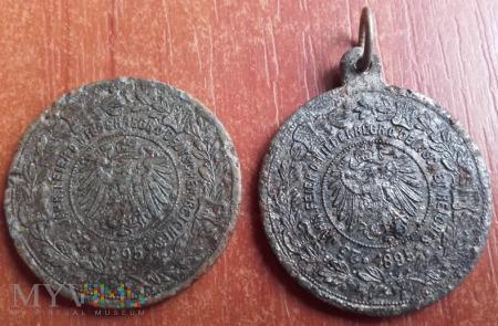 Medal 25-lecia zjednoczenia Niemiec